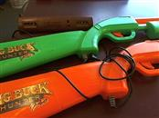 JAKKS PACIFIC BIG BUCK HUNTER PRO (2 GUNS AND SENSOR)
